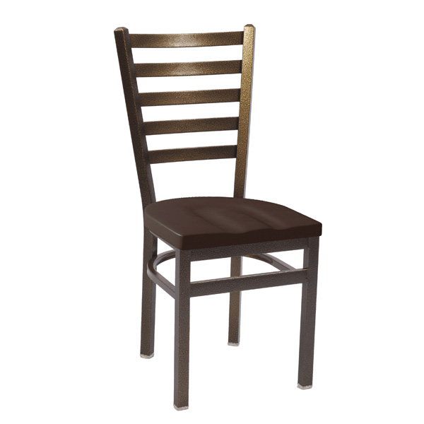 Ladder Back Dining Height Chair Venue Industries