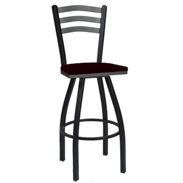 Arch Back Swivel Barstool Venue Industries