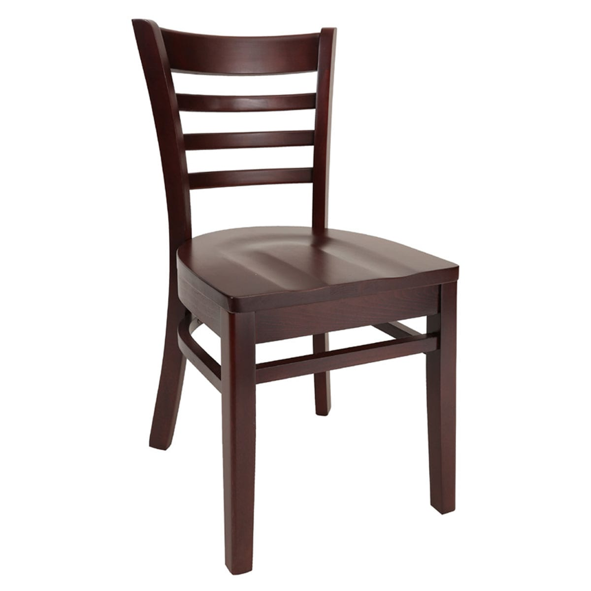 Ladder back barstool venue industries Ladder back chairs
