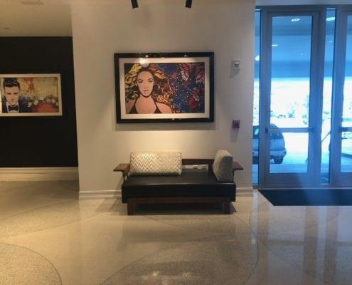 custom hotel furniture design